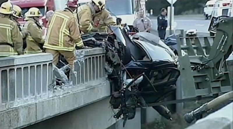 Bridge crash semi-truck lost control collision lawyer injury hospital killed law
